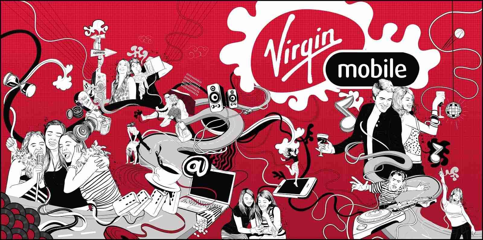 virgin mobile in Canada