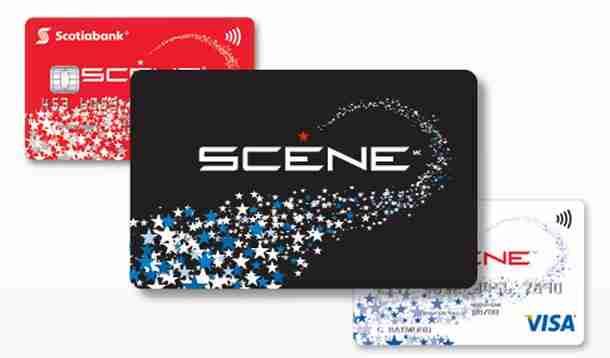 scotia scene card call center