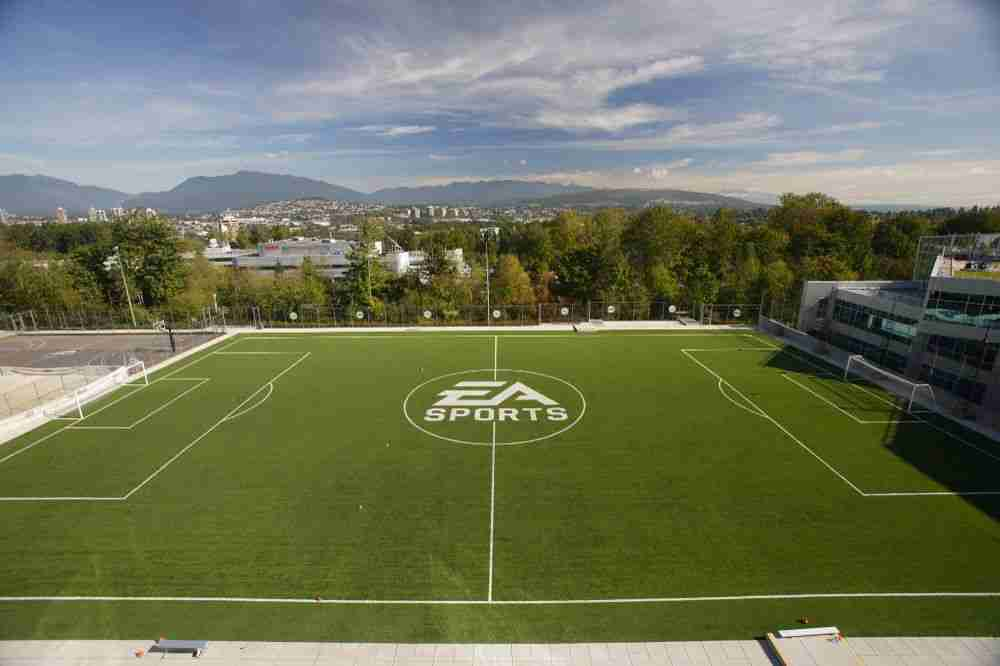 EA HQ in Burnaby, Vancouver, British Columbia