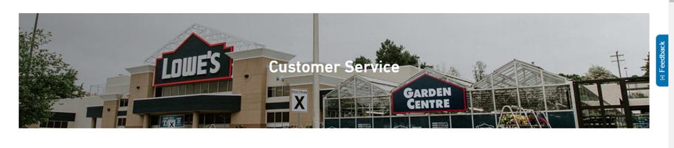 lowes support service