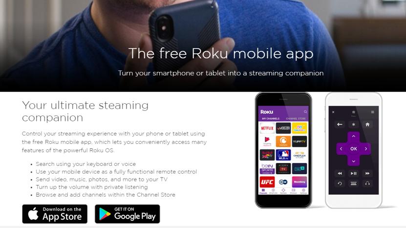 roku app