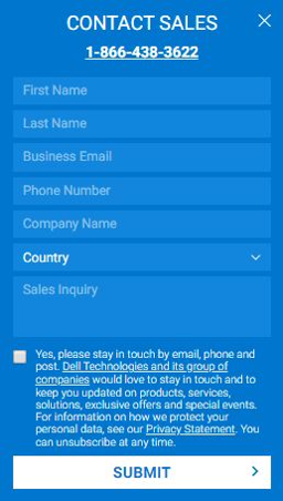 dell email canada