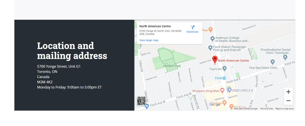 questrade address