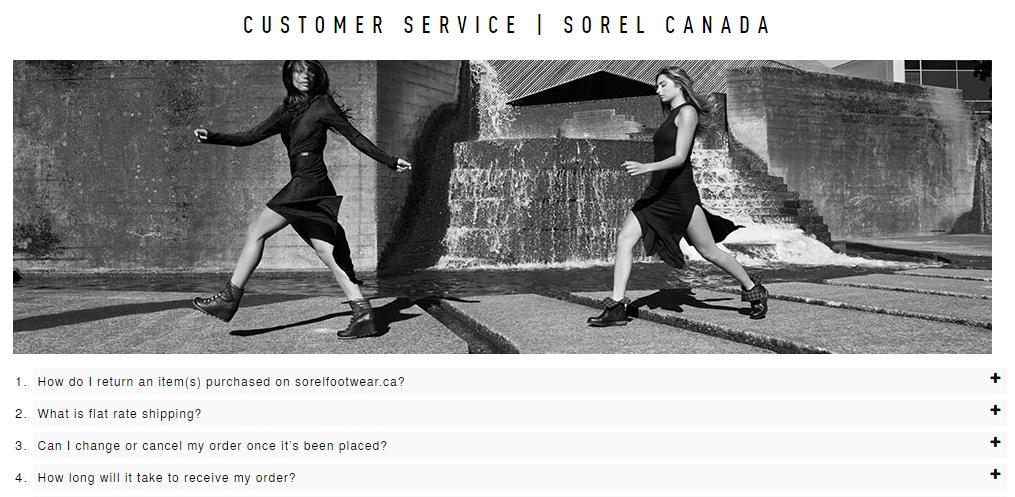 sorel FAQ