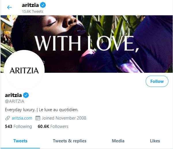 aritzia-twitter-direct