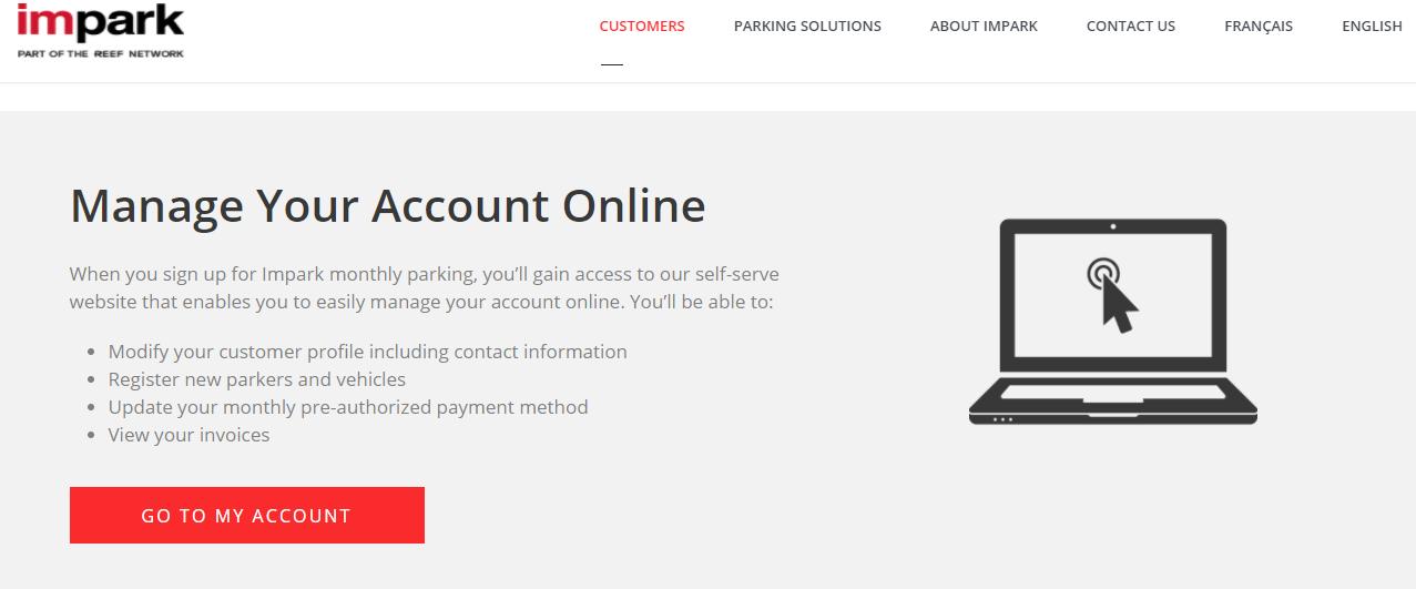 manage-account-impark