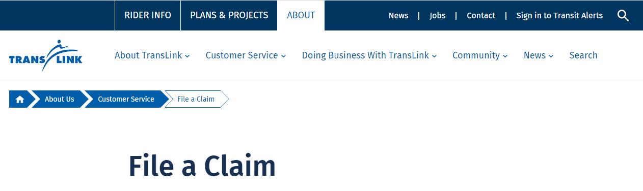 translink-claim